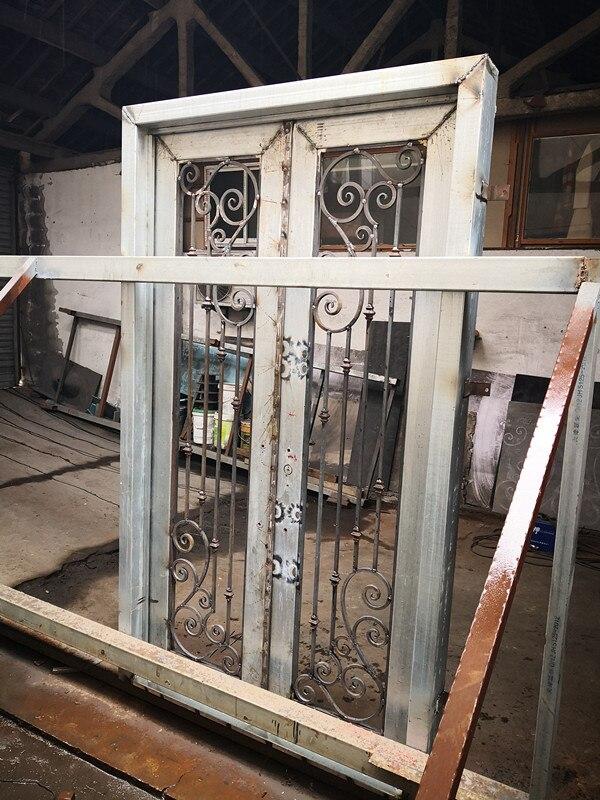 Shanghai Hench Brand China Factory 100% Custom Made Sale Australia Wrought Iron Security Gates