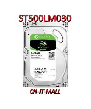 "Seagate BarraCuda ST500LM030 500GB 5400 RPM 128MB Cache SATA 6.0Gb/s 2.5"" Laptop Internal Hard Drive"