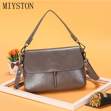 2019 New Shoulder Bag Messenger Bag Women Fashion PU Leather Flap Bag Female Handbag Tote Cross Body Bags brown bag high quality leather messenger bags brand fashion design cross body flap box handbag black green white color