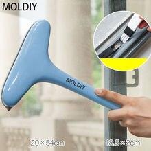 Moldiy Экран щетка для чистки стекла бытовой с высокой посадкой