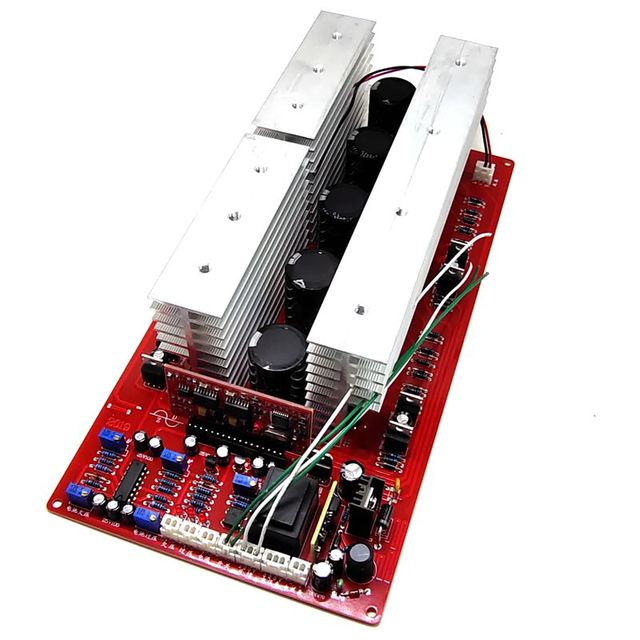 Power Frequency Pure Sinusoidal Inverter Main Board Circuit Board 24V 36V 48V 60V  5 9KVA Foot Work