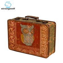 Strongwell Wooden Storage Box Size Two Kinds , For Jewelry Storage, Cards Collection, Gifts Home Decoration Accessories