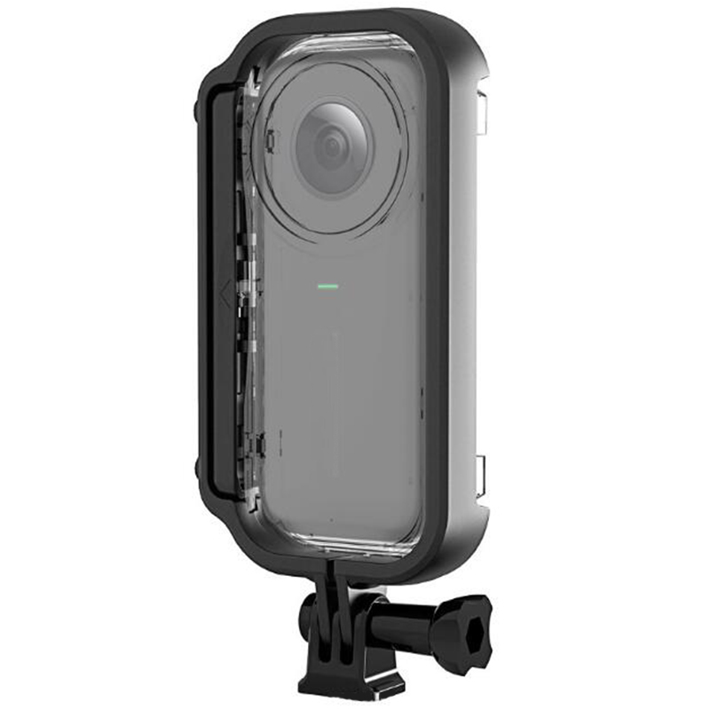 30M Dive Housing Case for Insta360 ONE X Waterproof Venture Case Swimming Protection Shell for Insta360 ONE X Accessories|Camera/Video Bags| |  - title=
