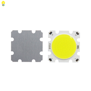 Image 4 - 2019 new arrive 28x28mm LED COB chip on board light source 15W 20W 30W LED bulb warm cold white emitting color