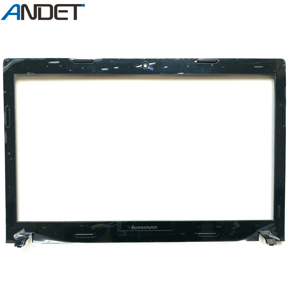 New Original For lenovo G500 G505 G510 G590 Lcd Front Bezel Frame Cover Black AP0Y000200 image