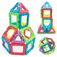 Building-Blocks Magnetic Construction-Set Children Mini Model for Gifts 50pcs