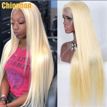 Human Hair Wigs Blonde Lace Part Wig For Women 613 38 40 Inch Frontal Pre Plucked Glueless Transparent Honey Blonde Straight Wig