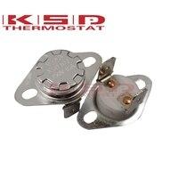 Keramik Thermostat Thermostat KSD301/KSD302 40C ~ 300C 16A250V NC Normal Geschlossen Temperatur Schalter 40C 50C 65C 95C 130C 120C150C