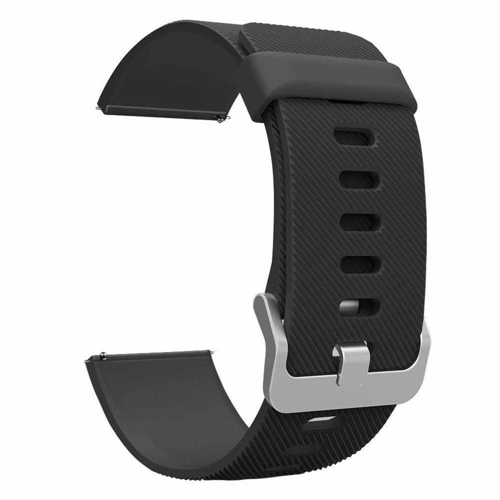 Smart Watch Wrist Band Soft Silicone Watch Strap Replacement for fitbit blaze Smart Watch Bracelet Wristband 2019