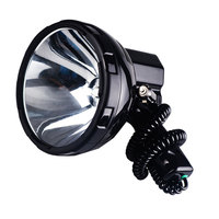12V HID Spotlight 35-220W Xenon Search Light Outdoor Portable Safety Hunting Lighting