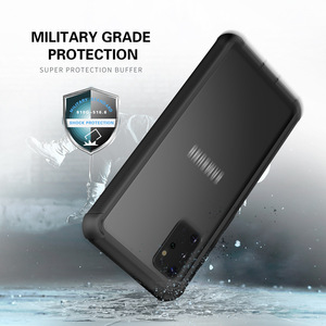 Image 3 - Full Body Case for Samsung Galaxy S20 Plus Ultra Shockproof Drop Resistant 360 Protect Case Cover w/ Built in Screen Protector