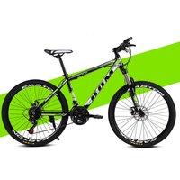 더블 디스크 속도 사이클링 21 인치 26 인치 페달 자전거 수리 도구 제조 업체 학생 산악 자전거