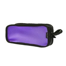 Travel Portable Storage Bag Makeup Phone Organizer Bag Battery Cable Wire Charger Gadget Device Mesh Bag(China)