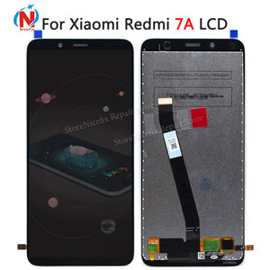 Image 1 - Original para Xiaomi Redmi 7A LCD pantalla táctil digitalizador montaje con herramientas Redplacement piezas de reparación para Redmi 7a LCD