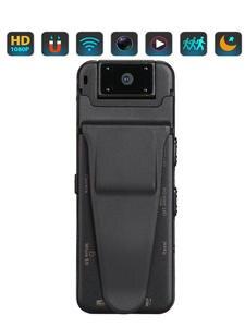 Mini Camera Video-Recorder Bike Body-Cam Police Motorcycle Motion Portable Full-Hd 1080P