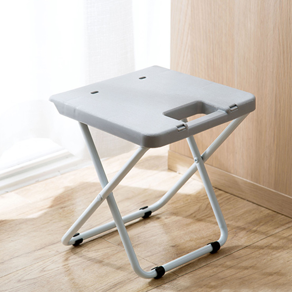 High Quality Simple Folding Stool Mini Stool Portable Camping Fishing Train Stool Camp Chair