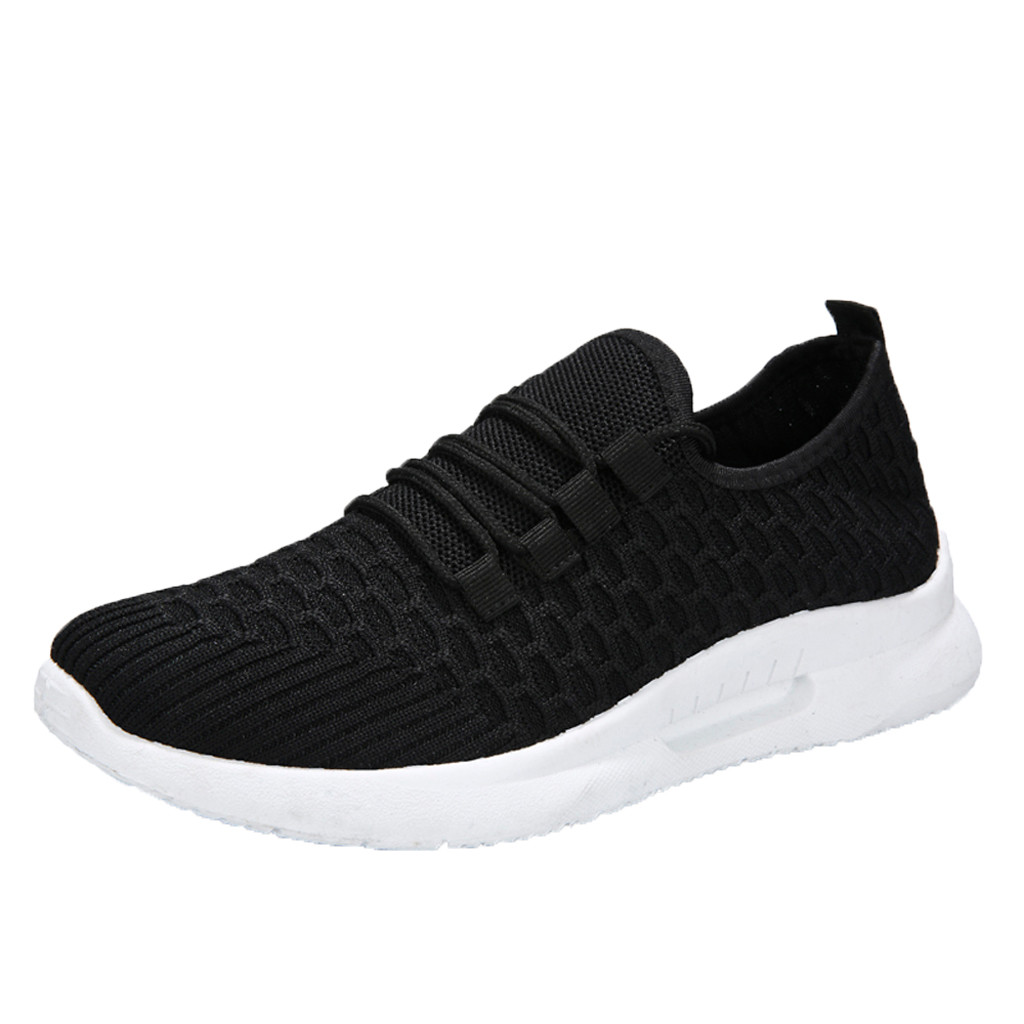 SAGACE Casual Shoes Women 2019 Sneakers Women Outdoor Walking Shoes Women Fashion Sneakers Breathable Mesh Sport Shoe Sewing New