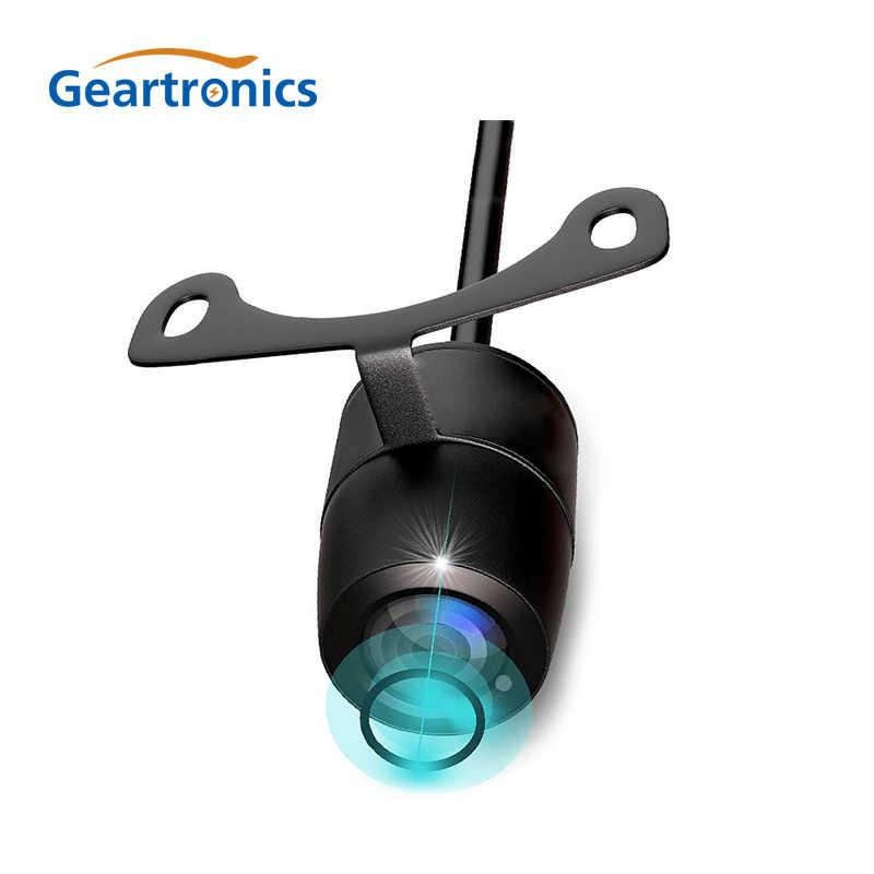 חדש HD ראיית לילה רכב אחורי להציג מצלמה 170 ° רחב זווית הפוך חניה מצלמה עמיד למים Ccd LED אוטומטי גיבוי צג אוניברסלי
