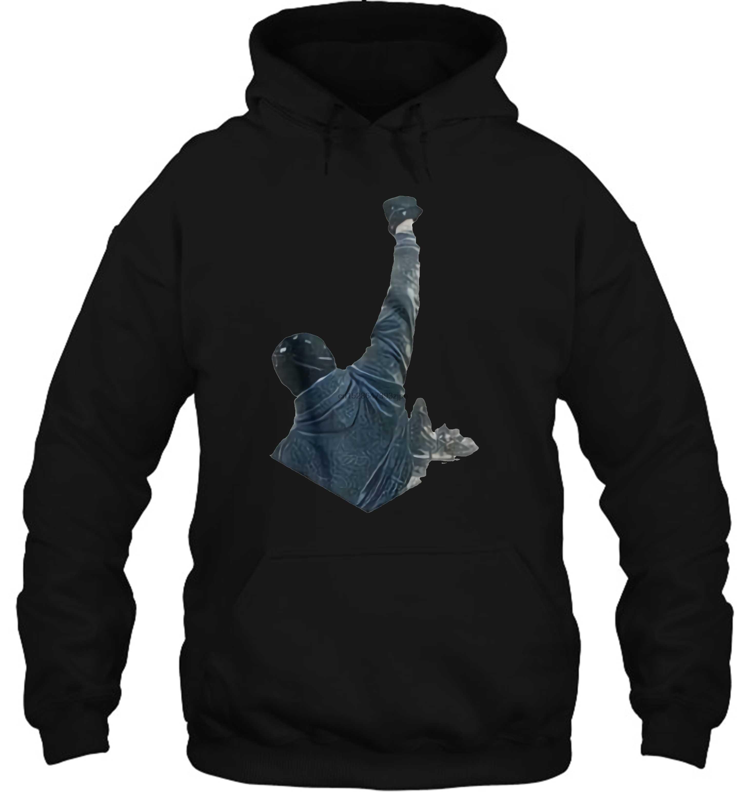 Мужская толстовка Rocky рубашка Balboa женская уличная одежда