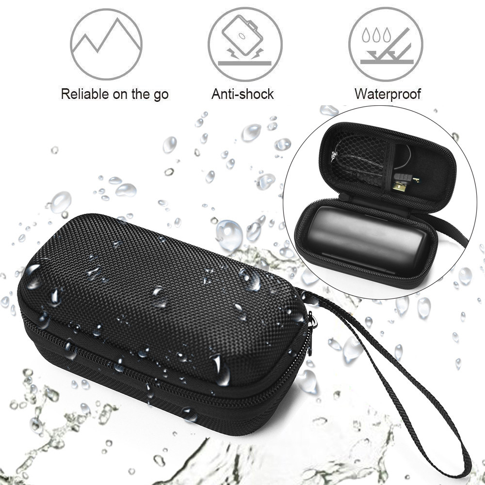 New Hard Travel Case For SoundSport Free Truly Wireless Sport Headphones Speaker Accessories