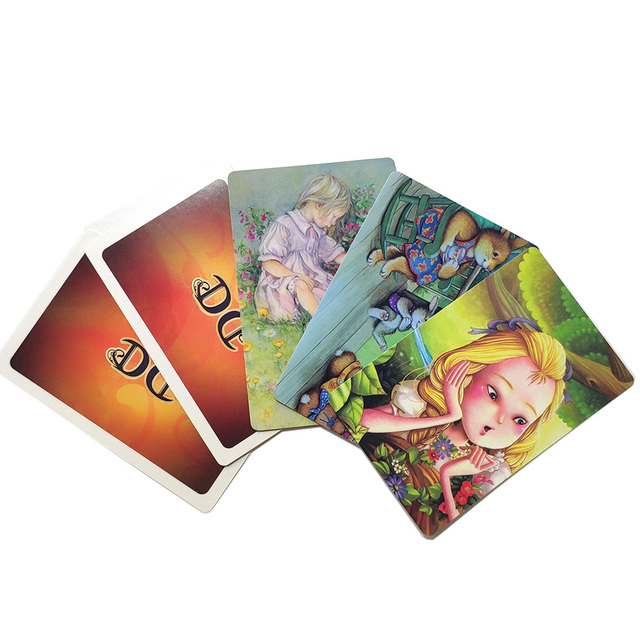 Mini tell story Card Game deck 11- Serenity 78 Cards for Kids Education Gifts Family home Party Fun Board Game 3