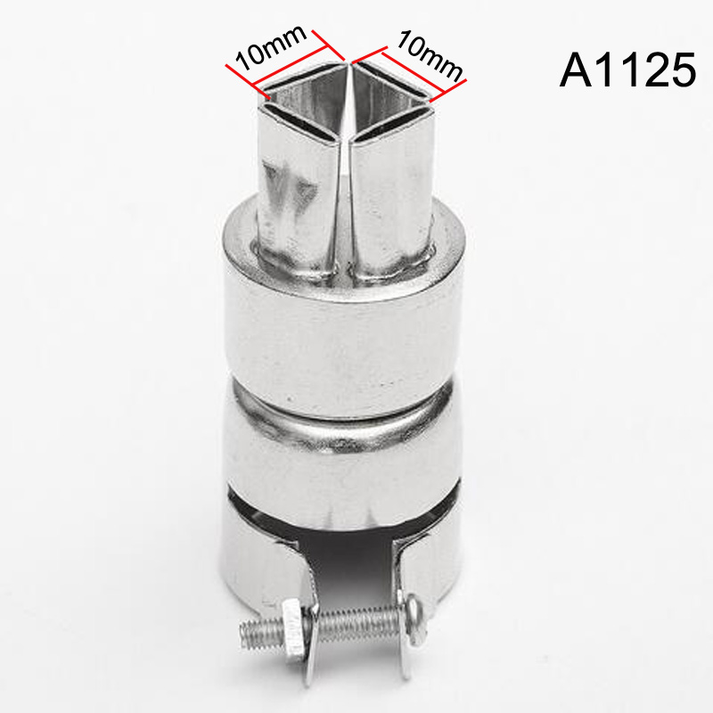 1PCS For Soldering Rework Station Hot Air Gun High Quality A1125 A1126 A1127 15 X 15mm Nozzle Tip