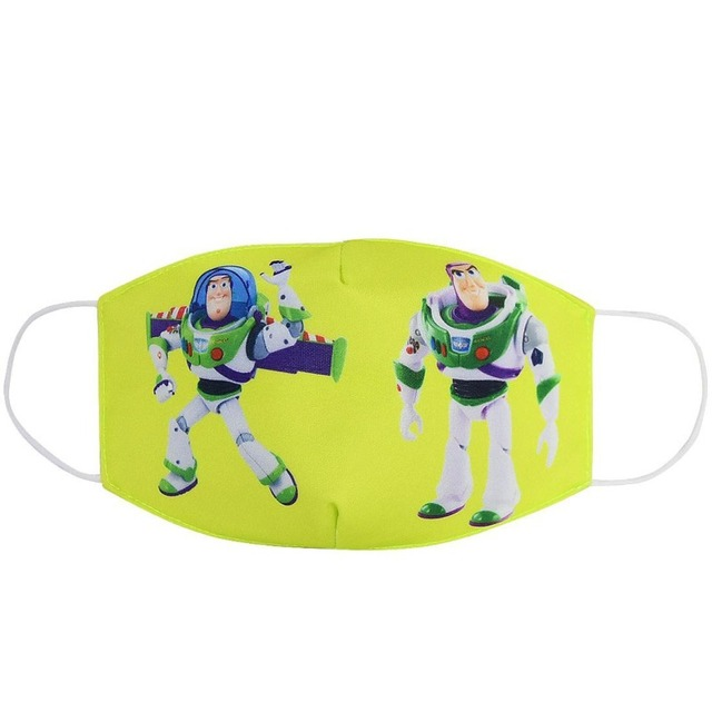 2020 Cotton Dustproof Mouth Face Mask Women Men Kids Cartoon Breathable Protection K-POP Masks ZXT225 3