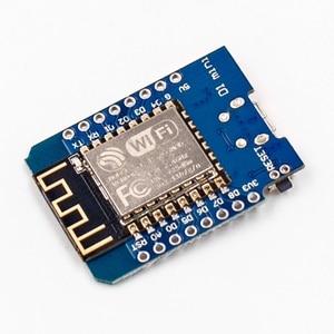 Image 3 - D1 מיני ESP8266 ESP 12 ESP 12F CH340G CH340 V2 USB WeMos WIFI פיתוח לוח D1 מיני NodeMCU Lua IOT לוח 3.3V עם סיכות