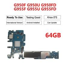 G950FD Galaxy Unlocked BINYEAE