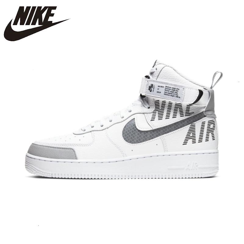 Zapatos de Baloncesto para Hombre NIKE Air Force 1 07