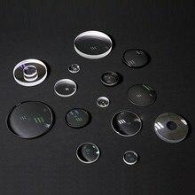 Processamento e personalização feitos sob encomenda da fábrica do elo de frete do produto ótico, amostras óticas livres da lente do prisma enviadas aleatoriamente