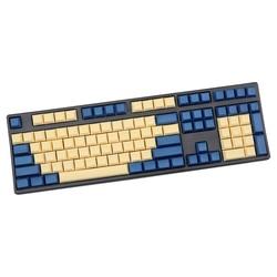 Profile DSA puste klawisze 108 klawisze niebieskie żółte klawisze ISO