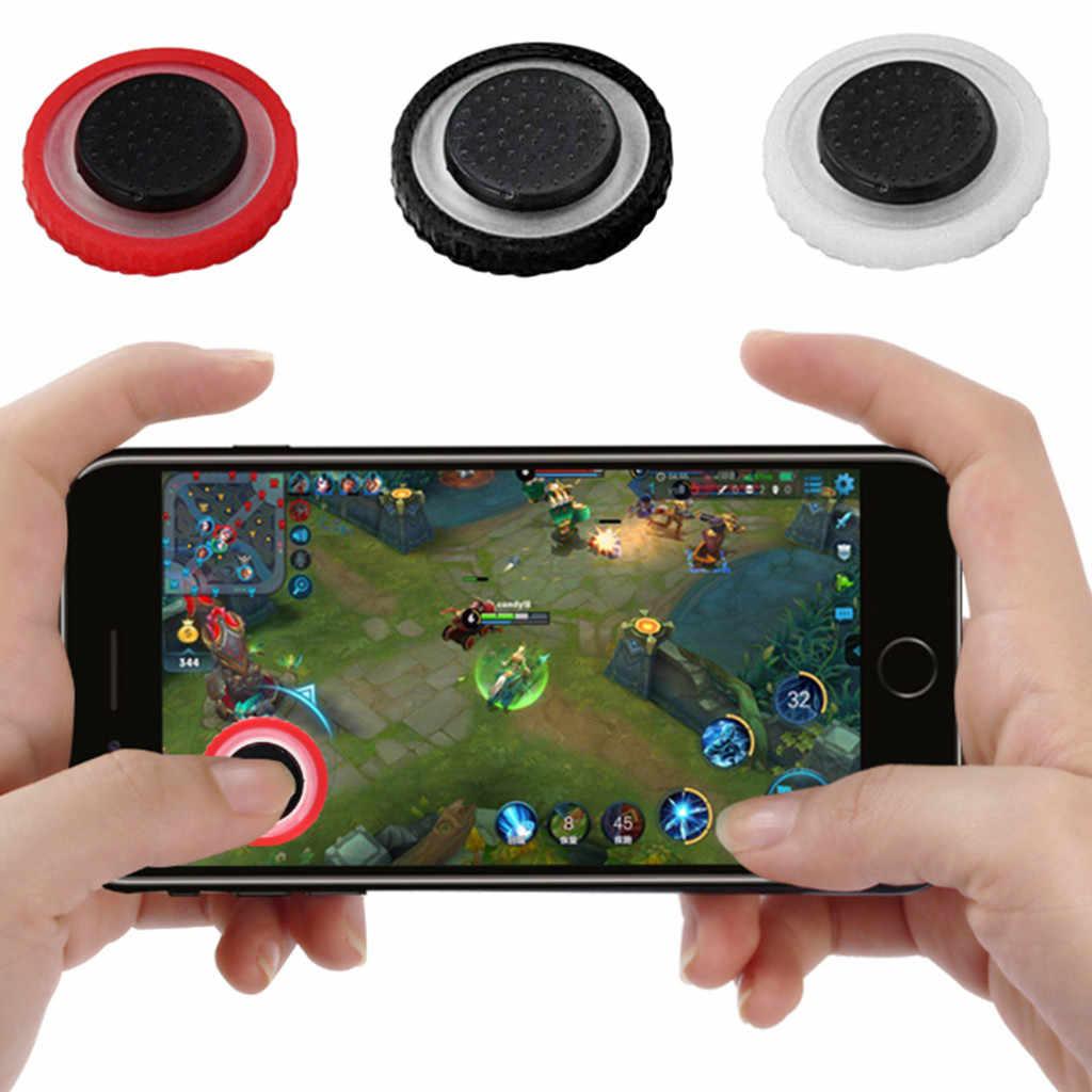 Vòng Cần Điều Khiển Chơi Game Di Động Điện Thoại Đính Đá Dành Cho iPhone Android Máy Tính Bảng Kim Loại Nút Điều Khiển Cho Pubg Bộ Điều Khiển Có Giác Hút