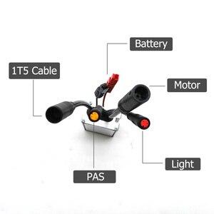 Image 3 - BOLLFIT 電動自転車 Controller48v 30A ビッグ防水 12 Mosfet KT Kunteng 750 ワット 1000 ワットモーター電動自転車アクセサリーライト