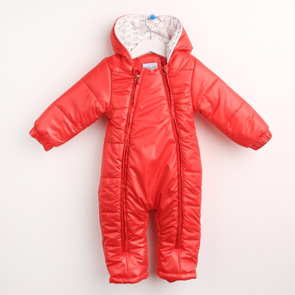 ebebek HelloBaby Winter Clothes Baby Boy Astronaut Romper Coat