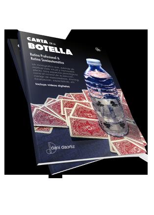 Dani DaOrtiz - Card In Bottle 2- MAGIC TRICKS