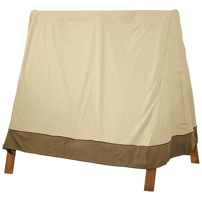 Outdoor Swing Cover  A Frame 3 Seater Patio Waterproof Canopy Swing Cover  Classic Accessories Veranda for Garden Courtyard  All|All-Purpose Covers| |  - title=