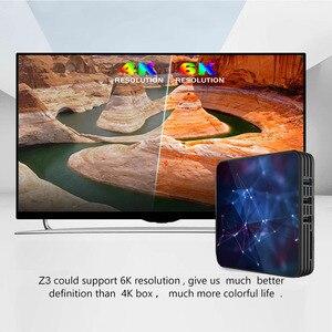 Image 3 - A95X Z3 6K Android TV Box Android 9.0 Allwinner H6 RAM 4GB Rom 64GB USB 3.0 Google phương Tiện Truyền Thông Người Chơi Smart TV Box A95XZ3 Set Top Box