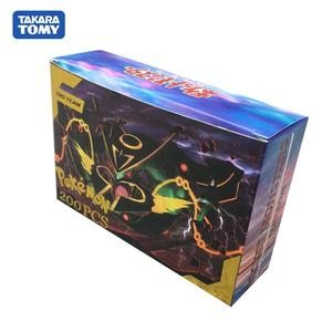 Card-Game Collection-Products Tag Team Pokemon-Cards Trading 200pcs/Box New-Version 100-120pcs