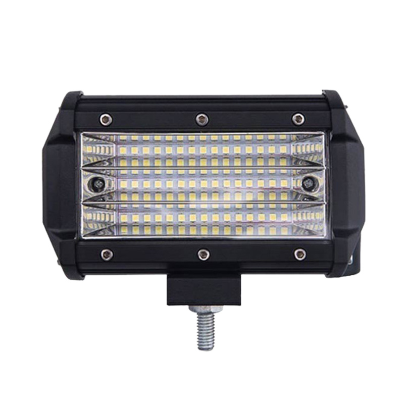 1pcs Led Work Light Bar 135W 5Inch 6000K Spotlight for <font><b>Car</b></font> <font><b>4X4</b></font> <font><b>Offroad</b></font> Working Light for Tractor Motorcycle Boat 12V Fog Headlig image