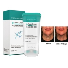 Double Roller V-shaped Neck Cream Moisturizing Smooth Fine Lines Firming Skin