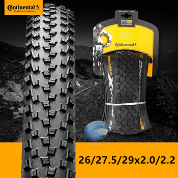 цена на Continental 26 27.5 29 X 2.0 2.2 MTB Tire Race King Bicycle Tire Anti Puncture 180TPI Folding Tire 29 inch Mountain Bike Tyre