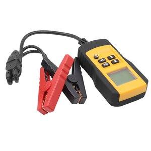 Image 1 - Probador Digital profesional de batería de coche, Analizador de prueba de carga para resistencia a voltaje y batería de ciclo profundo, 12V, 10 Uds.