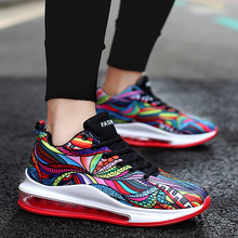 Summer Air Cushion Running Shoes for Women Men's