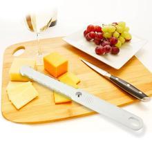 1 шт. нож для сыра и масла инструмент для очистки початков кукурузы проволока Толстая жесткая мягкая ручка пластиковый нож для сыра инструмент для приготовления масла