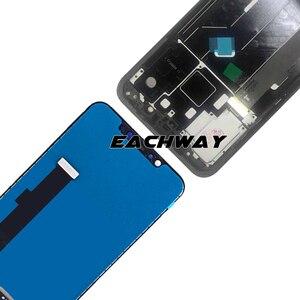 Image 4 - 100% di prova Per Xiaomi Mi 8 MI8 Display LCD Digitizer Touch Assemblea di Schermo M1803E1A lcd con cornice TFT Per Xiaomi mi 8 display