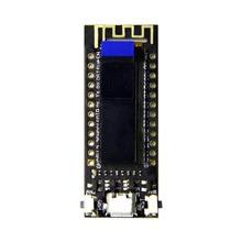 LILYGO®TTGO ESP8266 0.91 אינץ OLED עבור Nodemcu פיתוח לוח