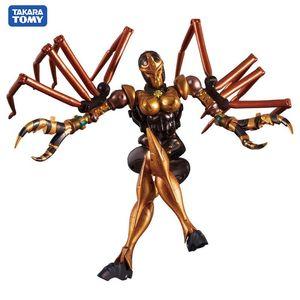 TAKARA TOMY Трансформеры BW MP-46 чудовище войны Blackarachnid сплав плоскогубцы воин мини фигурка Робот Игрушки