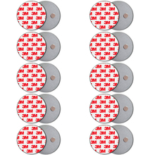 10X Rauchmelder magnetic sticker Magnethalter Smoke detector Magnet holder