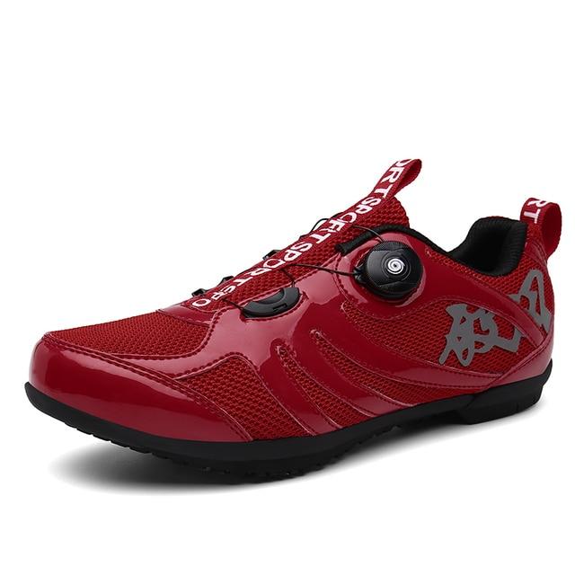 Tênis ciclismo unissex, sapatos esportivos para o verão, ar livre, respirável, mtb, corrida, tamanhos 36-46 6
